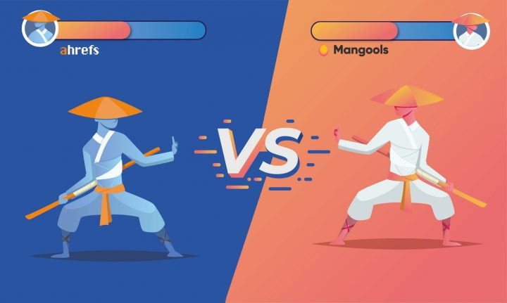 ahrefs vs mangools